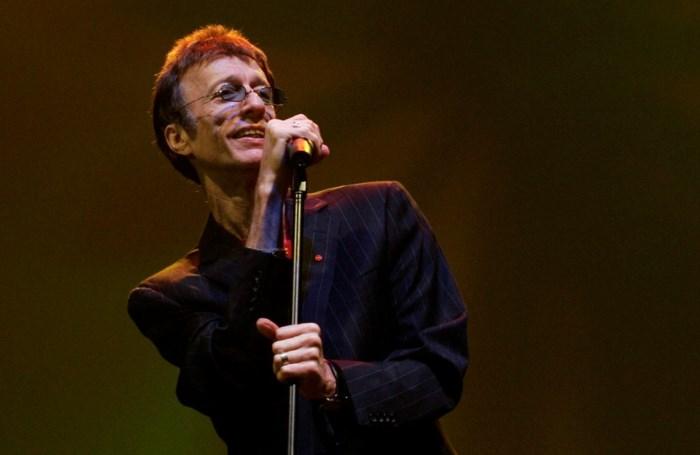 Bee Gees-zanger Robin Gibb overleden