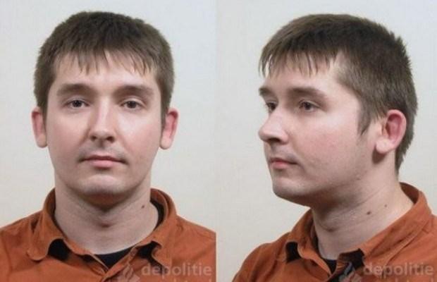 Robert M. gooit water naar rechter na veroordeling