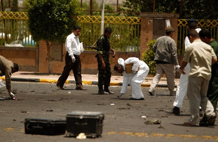 Bijna 100 doden bij zelfmoordaanslag in Jemen