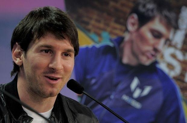 Europese Gouden Schoen voor Messi