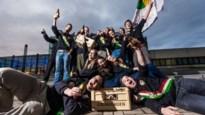 Hasseltse studenten krijgen 1.200 gratis flessen Grimbergen (video)