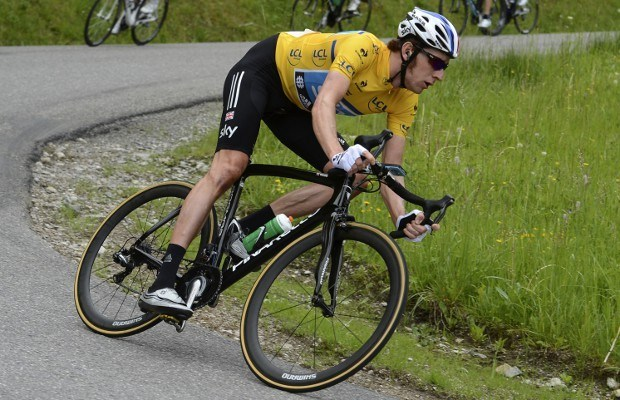 Wiggins klimt naar derde plaats in UCI  ranking