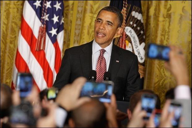 Obama laat jonge immigranten zonder papieren in de VS blijven