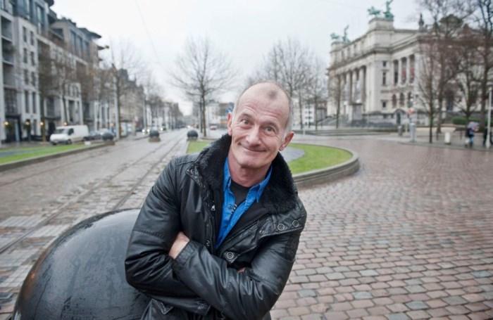 Ray Cokes in jury van 'Belgium's Got Talent'