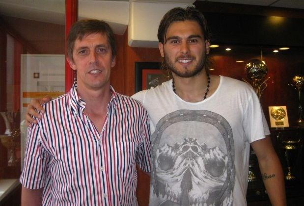 Ajdarevic tekent voor 4 jaar bij Standard