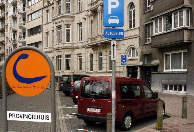 Cambio verdubbelt netwerk in Antwerpen