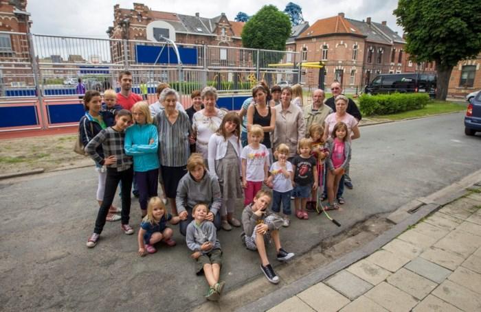 Buurt Edmond de Grimbergheplein kreunt onder overlast hangjongeren