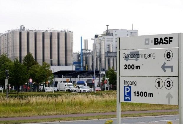 BASF investeert 100 miljoen in Antwerpen