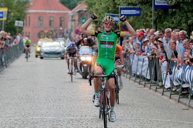 Litouwer Juodvalkis wint GP Stad Sint-Niklaas