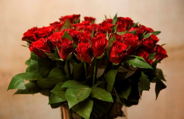 Man moet van rechtbank 777 rozen kopen voor echtgenote
