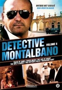 DVD: Detective Montalbano Volume 5 -  Lumière (***)