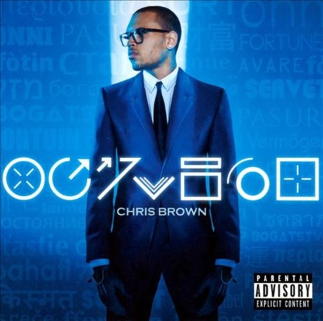 CD: Fortune - Chris Brown (**)