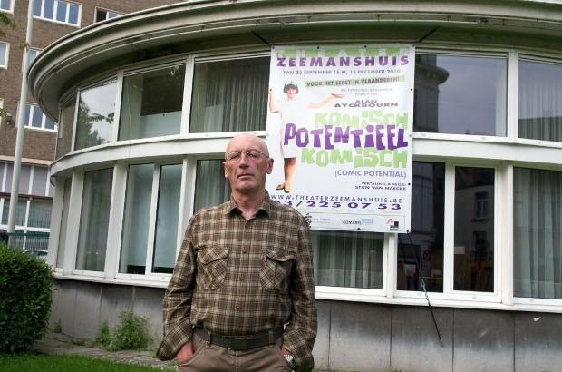 Theater Zeemanshuis vindt nieuwe locatie