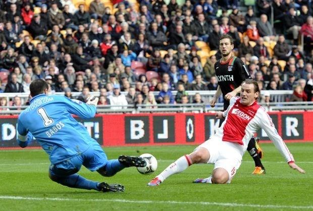 Dmitri Bulykin verlaat Ajax voor Twente