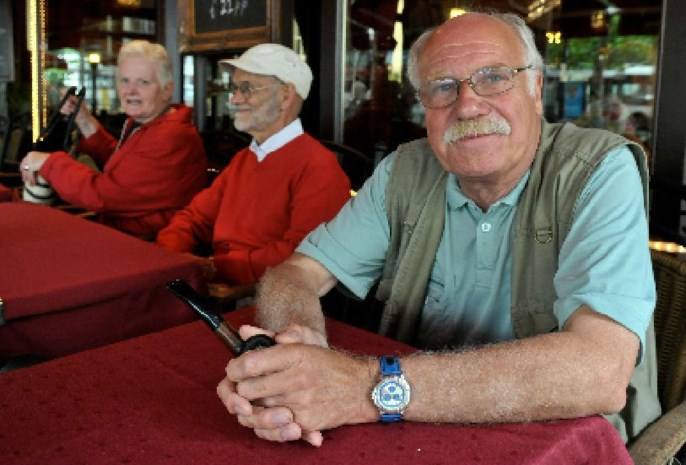 Borgerhouts ex-districtsraadslid Mario Geys op VB-VBM-lijst