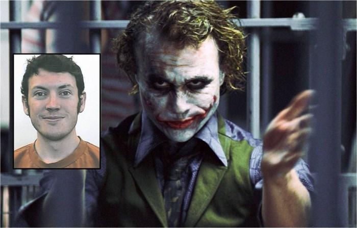 "Dader schietpartij Denver: ""Ik ben The Joker"""