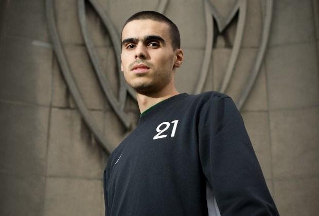 'Gevangen voetballer' terug in België