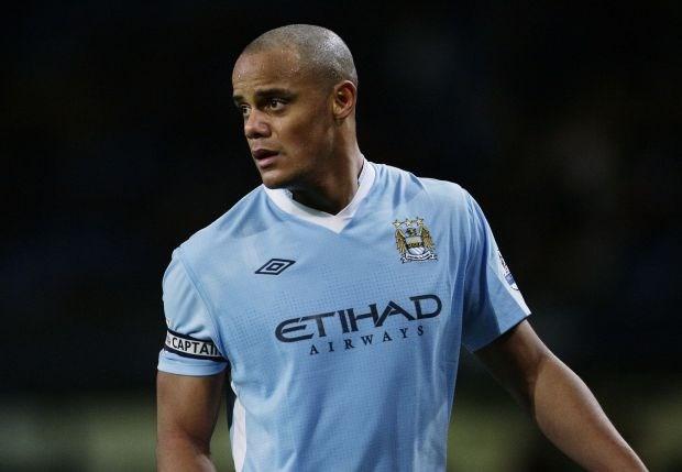 Vincent Kompany verlengt contract bij Manchester City tot 2018