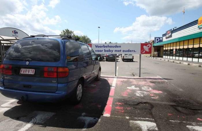 Vergeten baby in auto derde in vijf jaar tijd