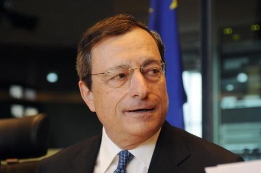 Euro stijgt boven 1,23 dollar uit na uitspraak Draghi
