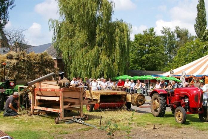 12 augustus OOGSTFEESTEN 2012 in Stelen