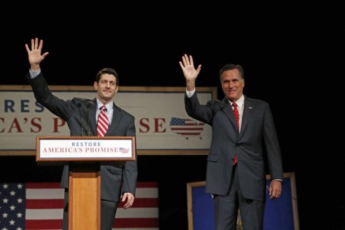 Romney kiest Ryan als running mate