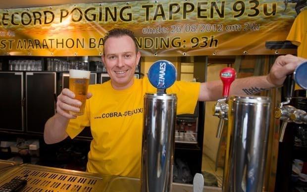 Bart Van Opstal bereidt recordpoging voor