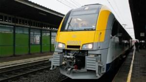 Reizigers tijdlang vast in snikhete trein