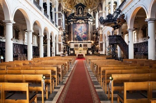 Eerste fase renovatie Carolus Borromeuskerk klaar