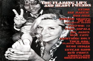 CD: Heady Fwends - The Flaming Lips (**)