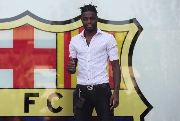 Barça betaalt 19 miljoen voor Alexandre Song