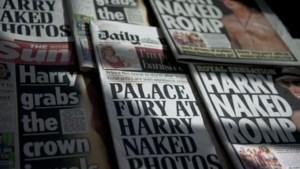 Britten blijven prins Harry  overwegend steunen