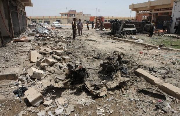 Aanslagen in Irak eisen tien mensenlevens