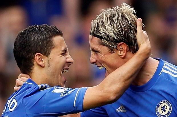 """Torres: """"Een voorrecht om met Hazard te spelen"""""""