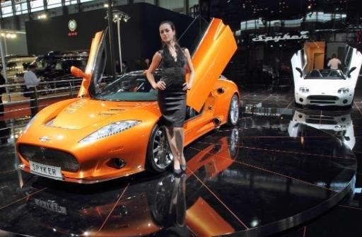 Youngman investeert miljoenen in Spyker