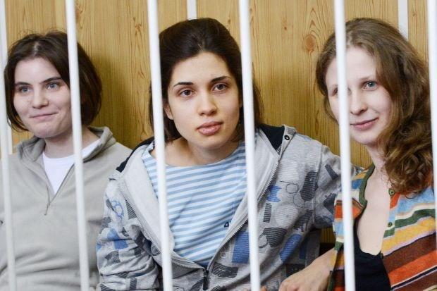 Pussy Riot officieel in beroep tegen veroordeling