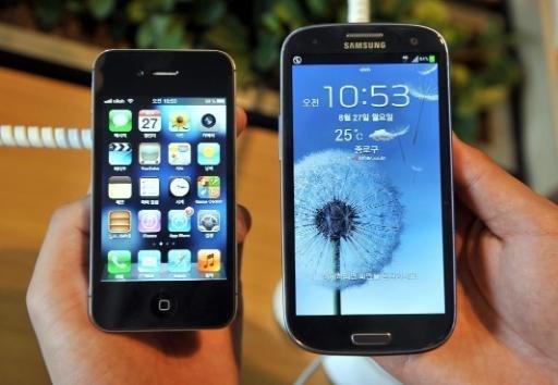 Apple wil verkoopverbod 8 producten Samsung