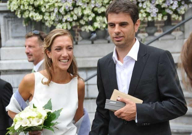 Journaalanker in spe Hanne Decoutere getrouwd