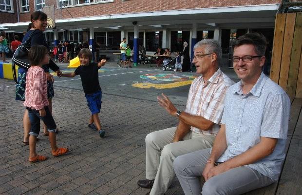 Don Boscoschool breidt uit met Dobozaal