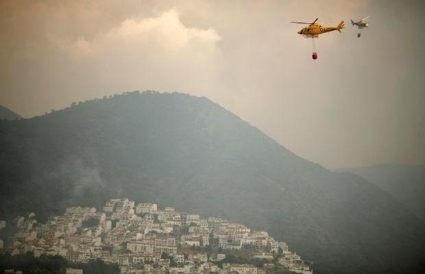 Bosbranden in Zuid-Spanje onder controle
