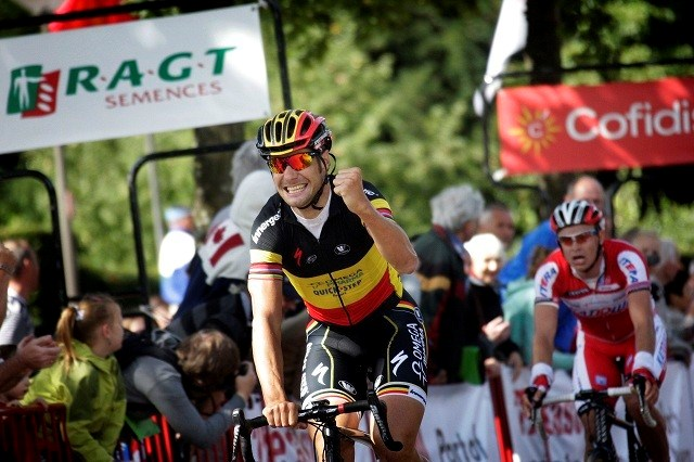 Bos wint in Rotterdam, Boonen pakt eindzege