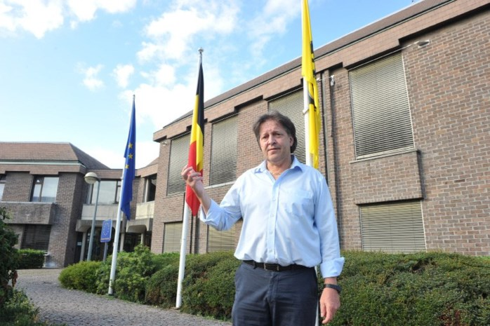 Vlaggendief actief in Boortmeerbeek