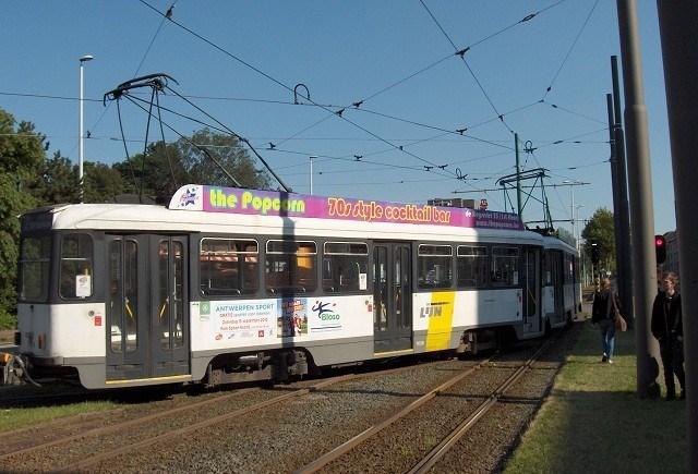 Defecte tram