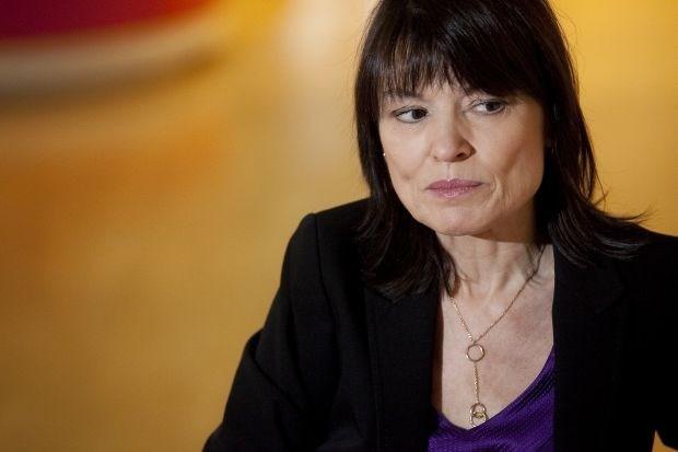 Linda De Win vervangt Ivan De Vadder tijdelijk in 'De zevende dag'