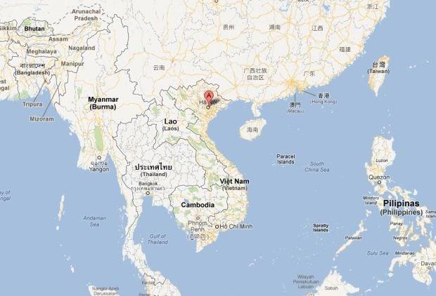 Acht veertienjarige meisjes verdronken in Vietnam