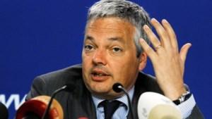 Didier Reynders zet 11.11.11 financiële hak