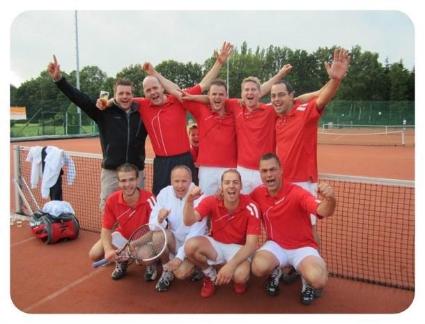 Tenniscentrum Rozenhof strijdt om titel