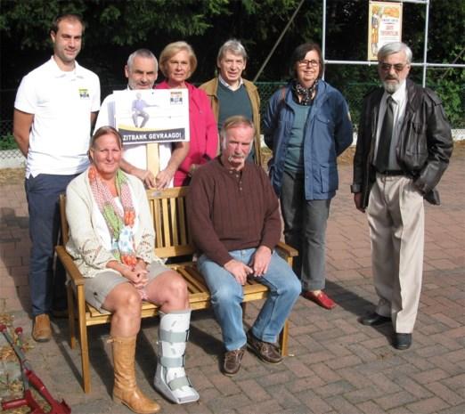 Vlaams Belang vraagt zitbanken