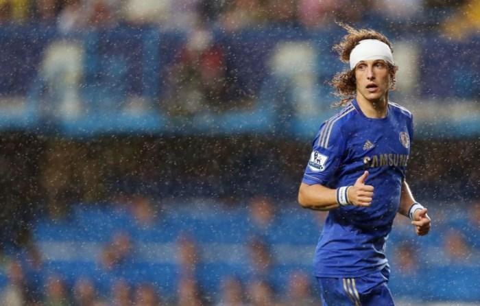 Braziliaanse verdediger Luiz verlengt contract bij Chelsea
