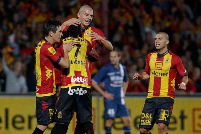 Bergen onderuit tegen Mechelen